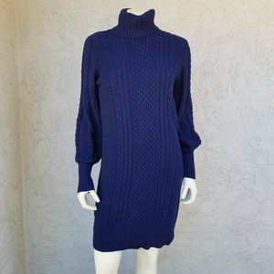 GAP Cable Knit Sweater Dress